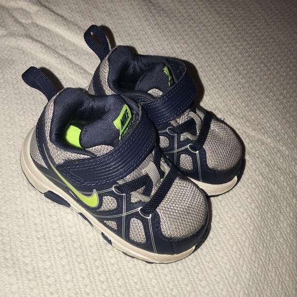 Nike Shoes Trun 3 Alt Baby Boy Size 4c Poshmark